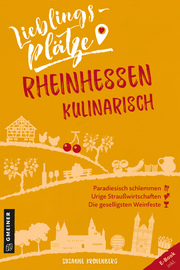 Lieblingsplätze Rheinhessen kulinarisch - Cover