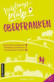 Lieblingsplätze Oberfranken - Cover
