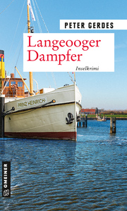 Langeooger Dampfer - Cover