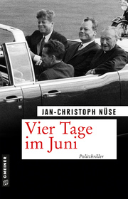 Vier Tage im Juni - Cover