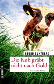 Die Kuh gräbt nicht nach Gold - Cover