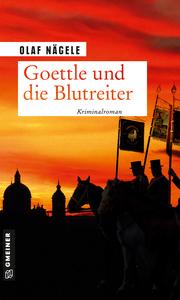 Goettle und die Blutreiter - Cover