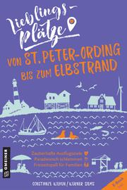 Lieblingsplätze von St. Peter-Ording bis zum Elbstrand - Cover