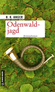 Odenwaldjagd - Cover