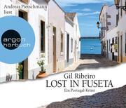 Lost in Fuseta - Cover