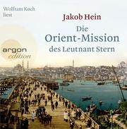 Die Orient-Mission des Leutnant Stern - Cover