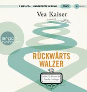 Rückwärtswalzer oder Die Manen der Familie Prischinger - Cover