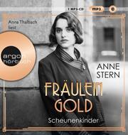 Fräulein Gold. Scheunenkinder - Cover