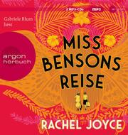 Miss Bensons Reise - Cover