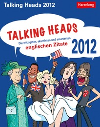 Talking Heads 2012 - Cover