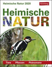 Heimische Natur 2020 - Cover