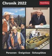 Chronik Kalender 2022 - Cover