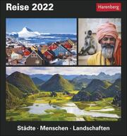 Reise Kalender 2022 - Cover