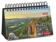 Eine Reise durch Deutschland Kalender 2022 - Cover