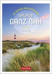 Urlaub ganz nah Kalender 2022 - Cover
