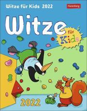 Witze für Kids 2022 - Cover