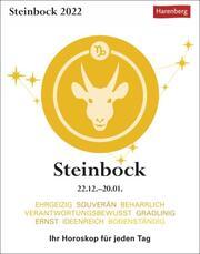 Steinbock Kalender 2022 - Cover
