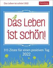 Das Leben ist schön! 2022 - Cover