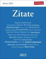 Zitate 2022 - Cover