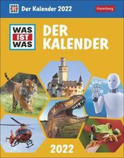 WAS IST WAS - Der Kalender 2022 - Cover