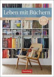 Leben mit Büchern Kalender 2022 - Cover