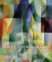 Malerei der Moderne 2018