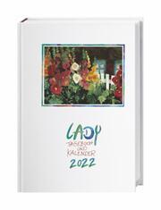Lady Tagebuch A5 Kalender 2022 - Cover