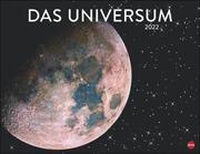 Das Universum Posterkalender 2022 - Cover
