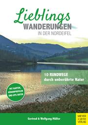 Lieblingswanderungen in der Nordeifel - Cover