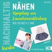 Nachhaltig kreativ Nähen - Cover