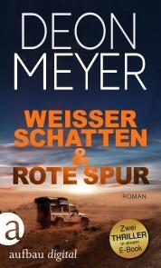 Weißer Schatten & Rote Spur - Cover