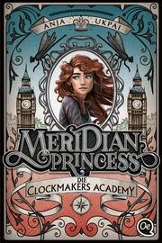 Meridian Princess - Cover