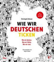 Wie wir Deutschen ticken - Cover