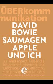 ÜberKommunikation - David Bowie, Saumagen, Apple und ich - Cover