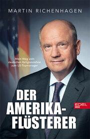 Der Amerika-Flüsterer - Cover