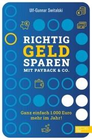 Richtig Geld sparen mit Payback & Co. - Cover