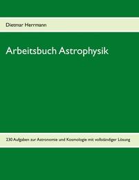 Arbeitsbuch Astrophysik - Cover