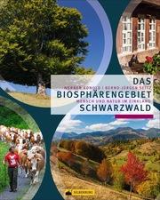 Das Biosphärengebiet Schwarzwald - Cover