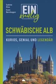 Einmalig Schwäbische Alb - Cover
