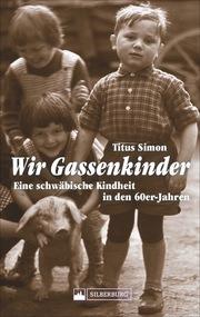Wir Gassenkinder - Cover