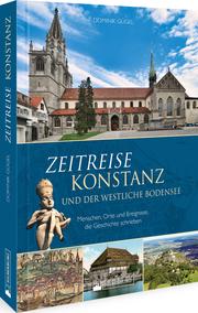 Zeitreise Konstanz und der westliche Bodensee - Cover