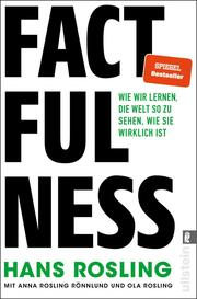 Factfulness - Cover