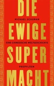 Die ewige Supermacht - Cover