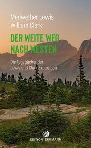 Der weite Weg nach Westen - Cover