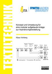 Konzept und Umsetzung für eine modular aufgebaute Anlage zur Hybridrovingherstellung