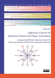 Optimum Control of Electrical Drives and Power Converter