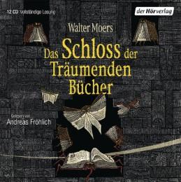 Das Schloss der Träumenden Bücher - Cover