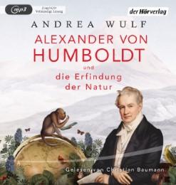 Alexander von Humboldt und die Erfindung der Natur - Cover