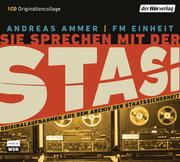 Sie sprechen mit der Stasi - Cover