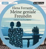 Meine geniale Freundin - Cover